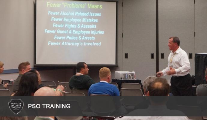 PSO Training